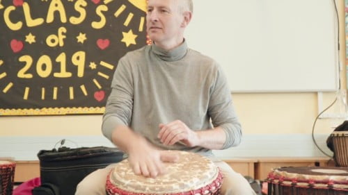 African Drumming Featured Photo
