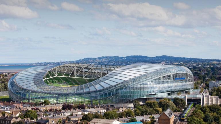 Aviva Stadium Featured Photo | Cliste!