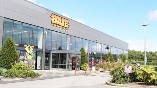 Base Entertainment Centre Featured Photo