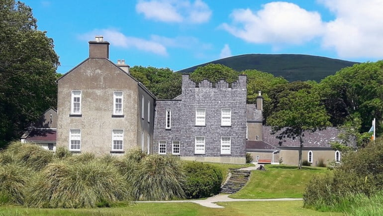 Derrynane House Featured Photo | Cliste!