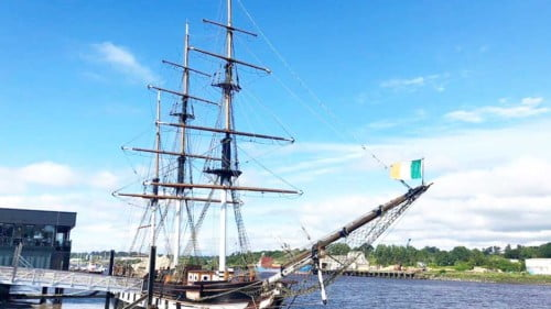 Dunbrody Famine Ship Featured Photo