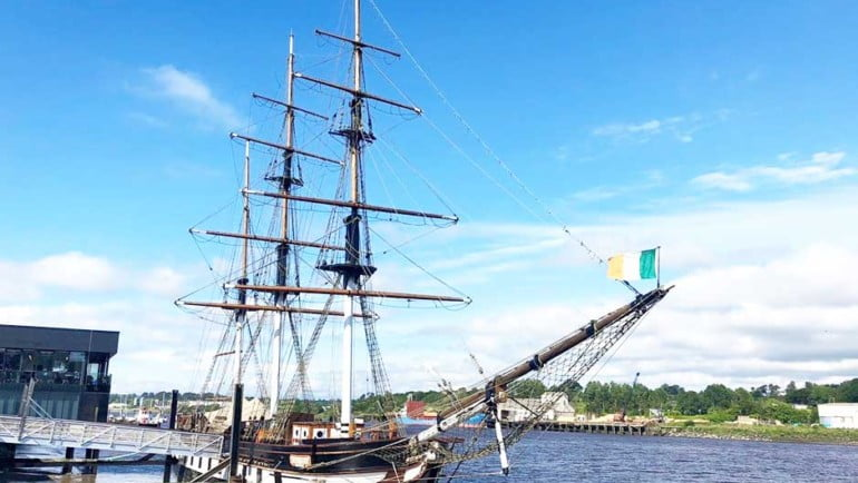 Dunbrody Famine Ship Featured Photo | Cliste!