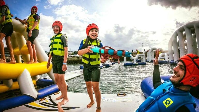 Harbour Splash Featured Photo | Cliste!