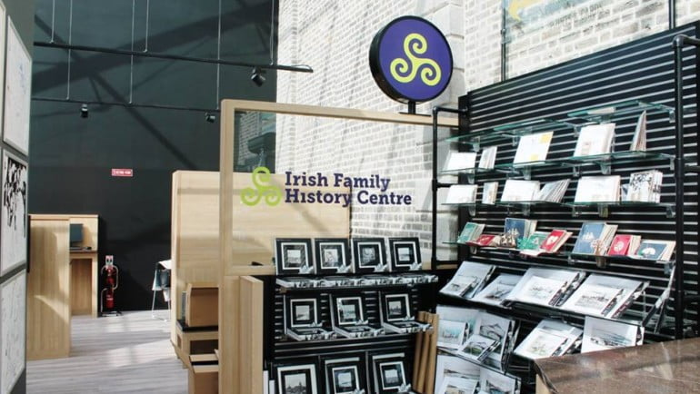 Irish Family History Centre Featured Photo | Cliste!