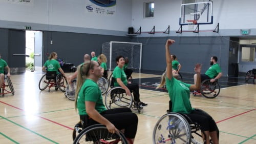 Irish Wheelchair Association Featured Photo
