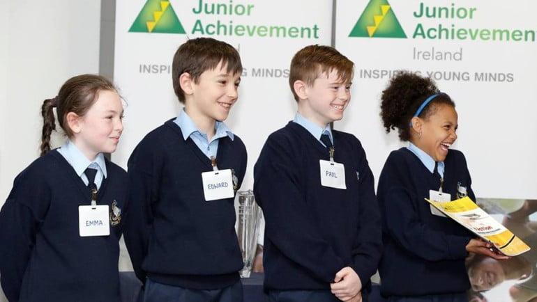 Junior Achievement Featured Photo   Cliste!