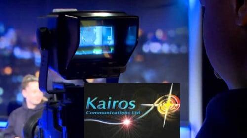 Kairos TV Studio Day Featured Photo