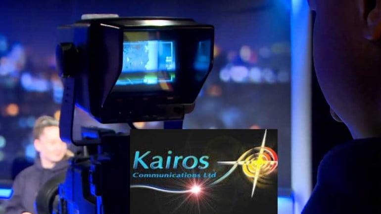 Kairos TV Studio Day Featured Photo | Cliste!