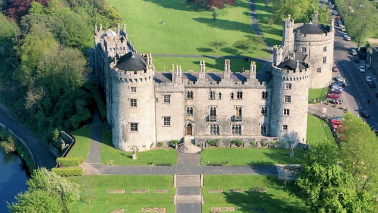 Kilkenny Castle Featured Photo | Cliste!