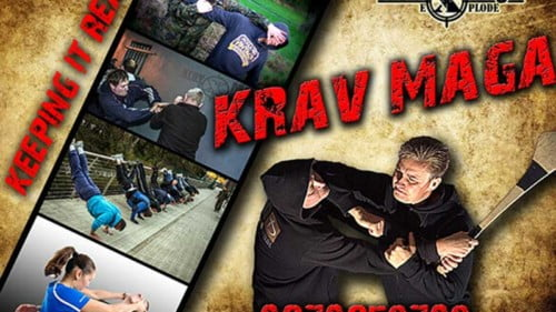 Krav Maga Explode Featured Photo