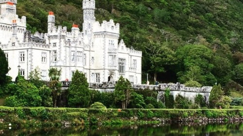 Kylemore Abbey Featured Photo