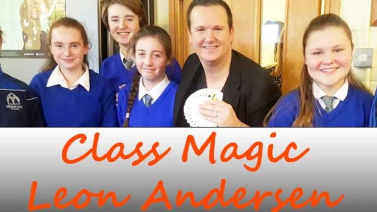 Leon Andersen Magician Featured Photo | Cliste!