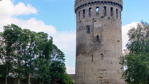 Nenagh Castle Featured Photo