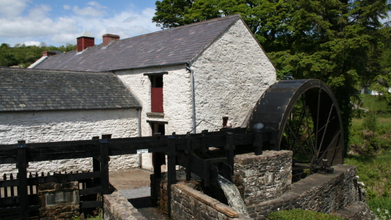 Newmills Corn and Flax Mills Featured Photo | Cliste!