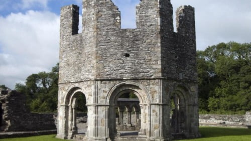 Old Mellifont Abbey Featured Photo