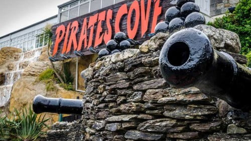 Pirates Cove Featured Photo