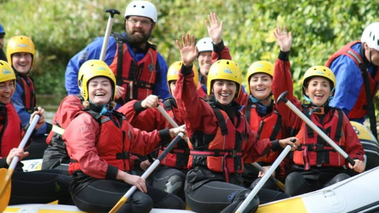 Rafting.ie Featured Photo | Cliste!