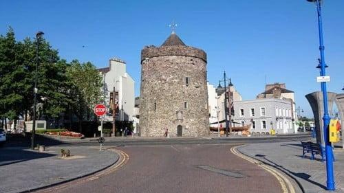 Reginald's Tower Featured Photo
