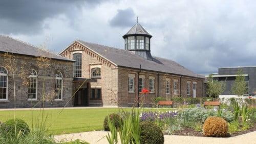 Richmond Barracks Featured Photo