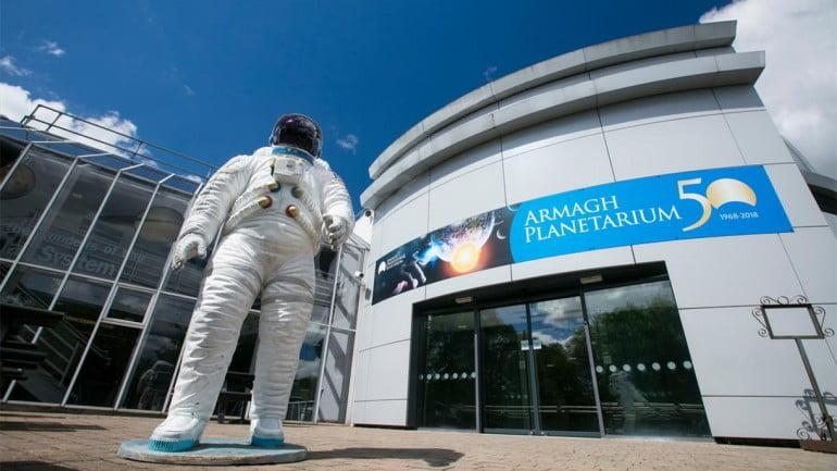 Armagh Planetarium Featured Photo | Cliste!