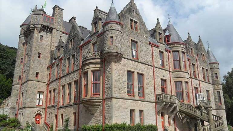 Belfast Castle Featured Photo   Cliste!
