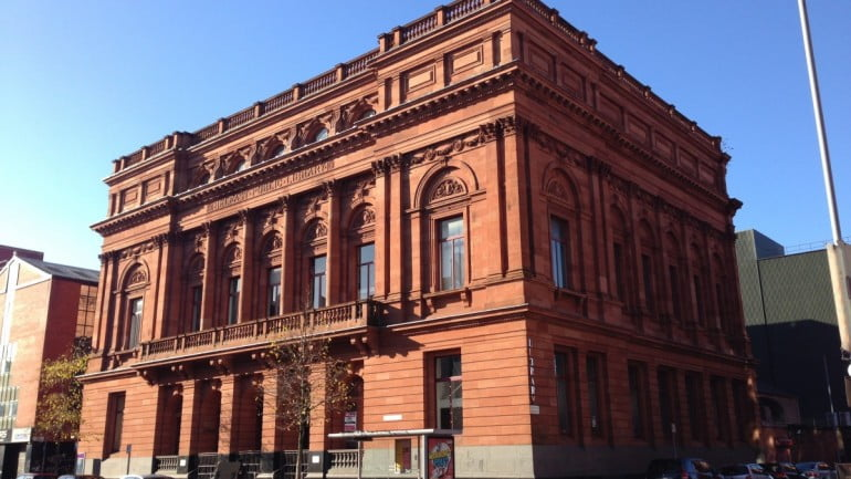 Belfast Central Library Featured Photo | Cliste!