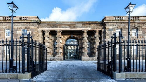 Crumlin Road Gaol Featured Photo