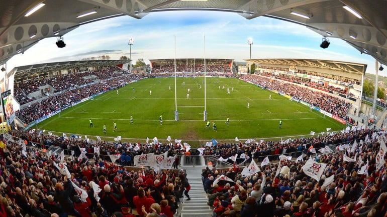 Kingspan Stadium Featured Photo | Cliste!