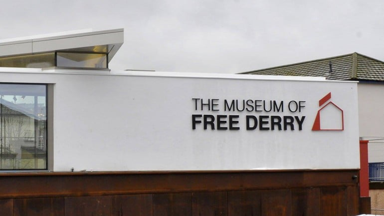 Museum of Free Derry Featured Photo | Cliste!