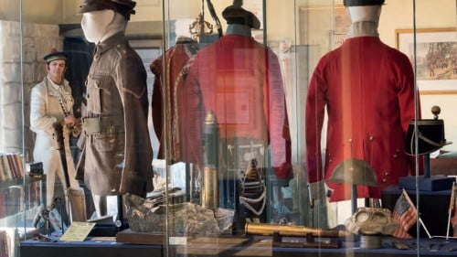 Royal Irish Fusiliers Museum Featured Photo
