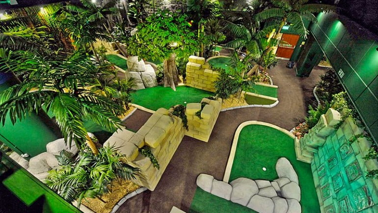 The Lost City Adventure Golf Featured Photo | Cliste!