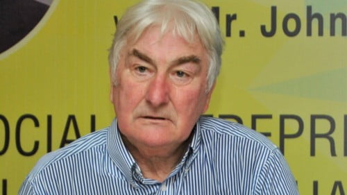 John O'Shea Featured Photo