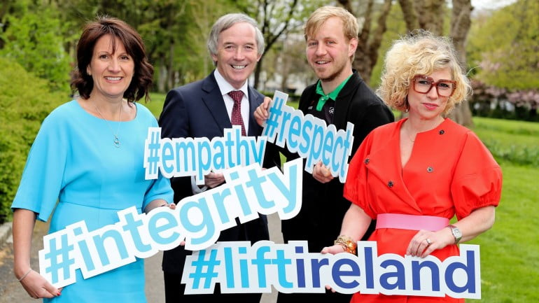 LIFT Ireland Featured Photo | Cliste!