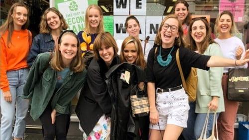 Sustainable Fashion Dublin Featured Photo