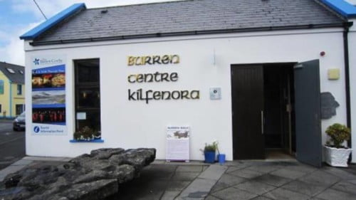 The Burren Centre Featured Photo