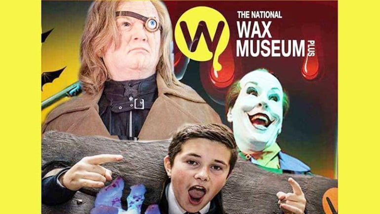 The National Wax Museum Featured Photo | Cliste!