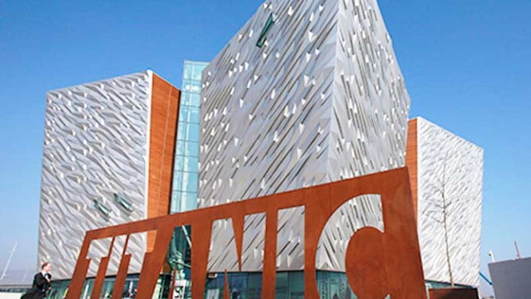 Titanic Belfast Featured Photo | Cliste!