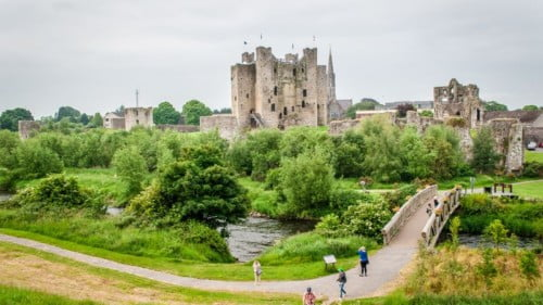 Trim Castle Featured Photo