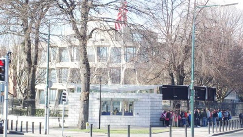 U.S. Embassy Dublin Featured Photo