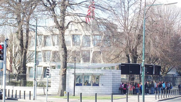 U.S. Embassy Dublin Featured Photo | Cliste!