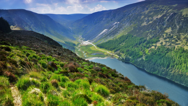 Wicklow Mountains National Park Featured Photo | Cliste!